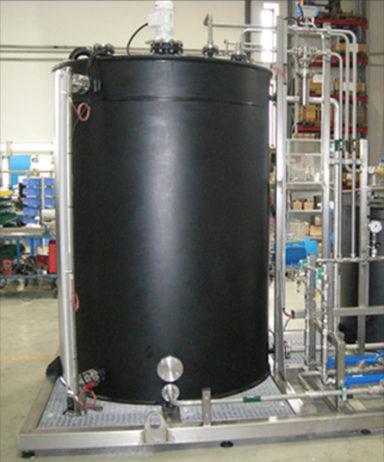 SKID Traitement d'eau